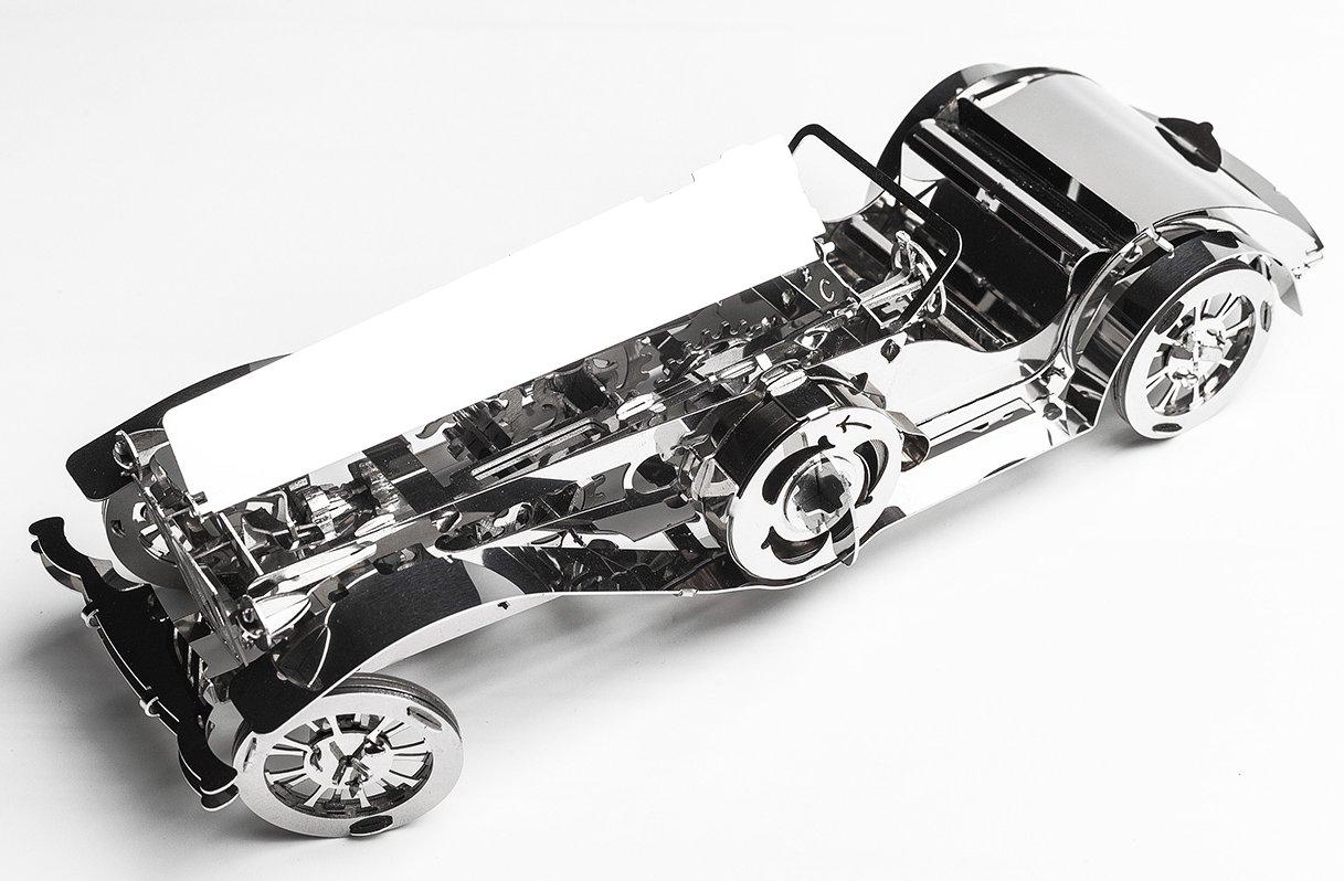 TIME FOR MACHINE Mechanisch Bouwpakket Glorious Cabrio