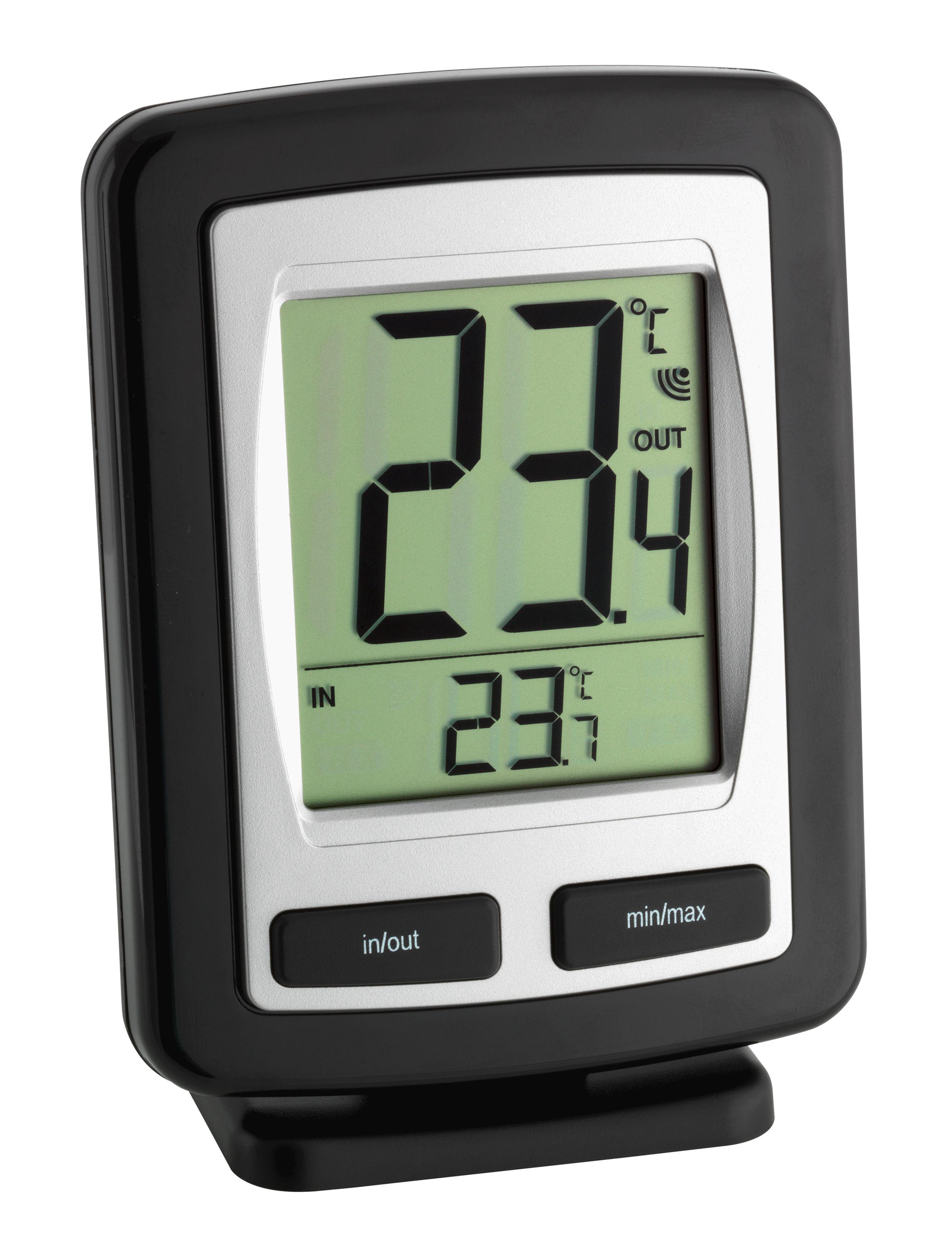 Thermomètre radio pilotée ZOOM