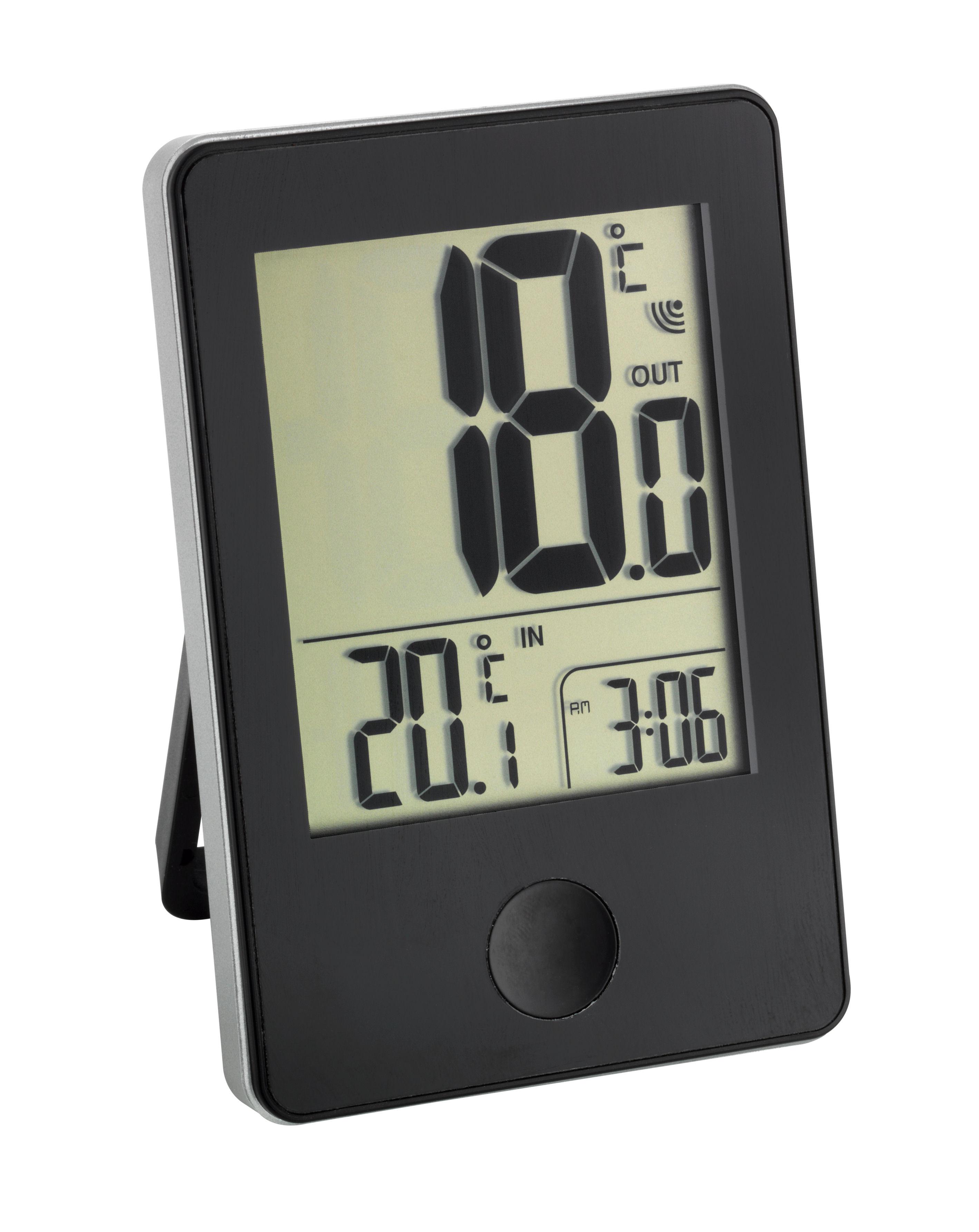 Tijdsein gestuurde Thermometer POP
