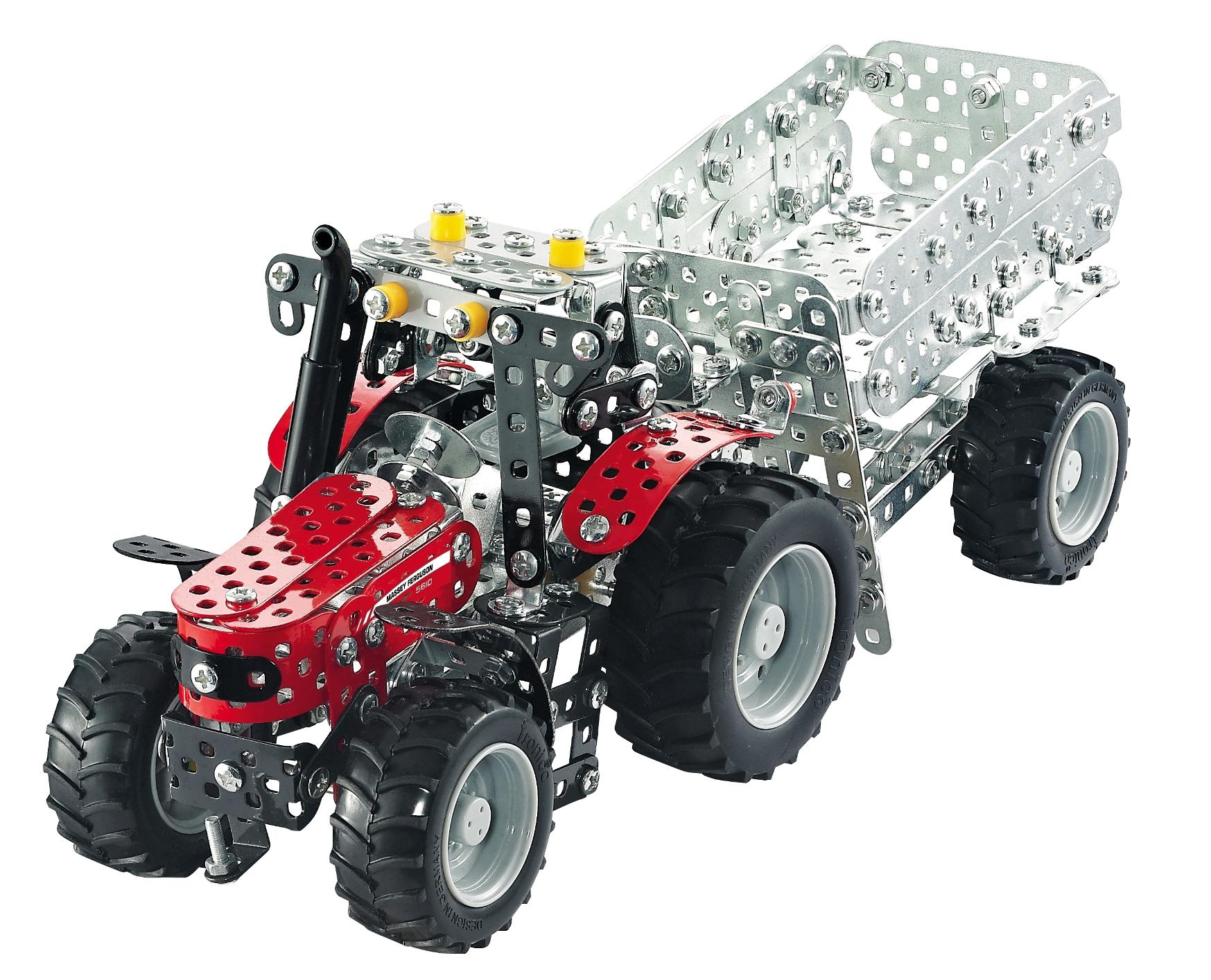 Tronico metaal bouwpakket Massey Ferguson MF5610