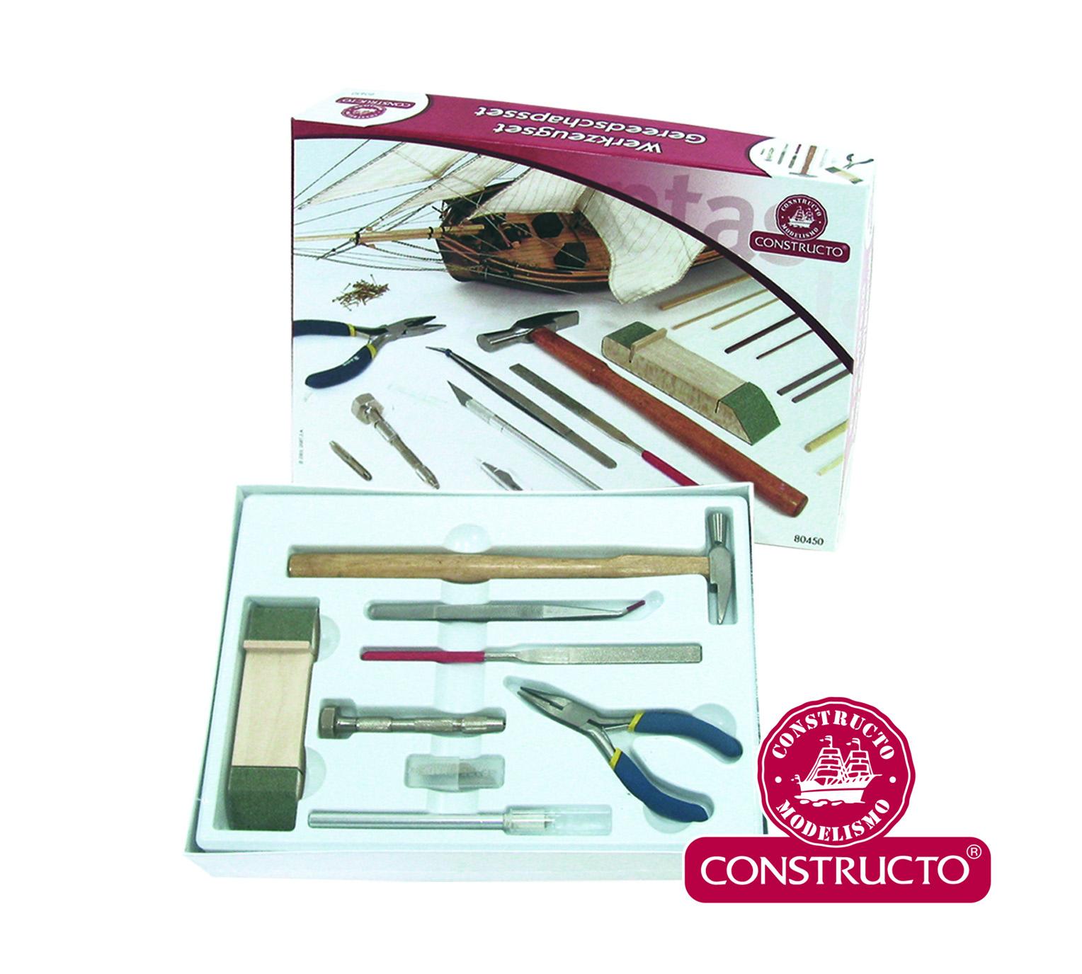 CONSTRUCTO basis gereedschapset