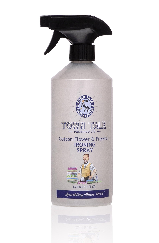 TOWN TALK strijkwaterspray Cotton Flower and Fresia, 620 ml