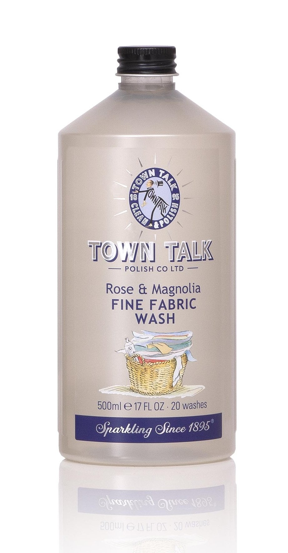 TOWN TALK Rose and Magnolia wasmiddel, 500 ml