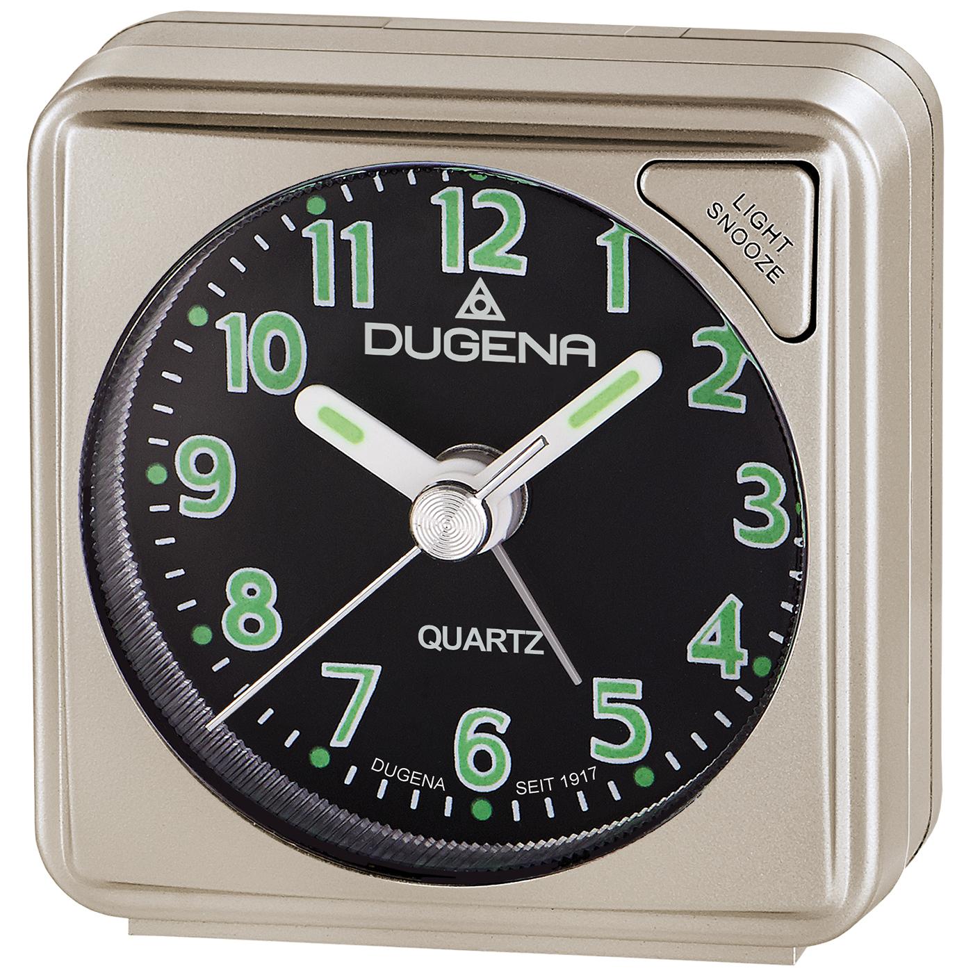 DUGENA Quarz-Reisewecker 4460614