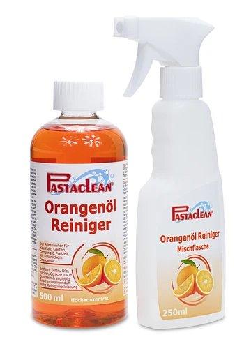 Pastaclean Sinaasappelolie reiniger, Concentraat 500 ml