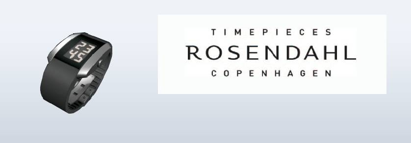 ROSENDAHL horologes