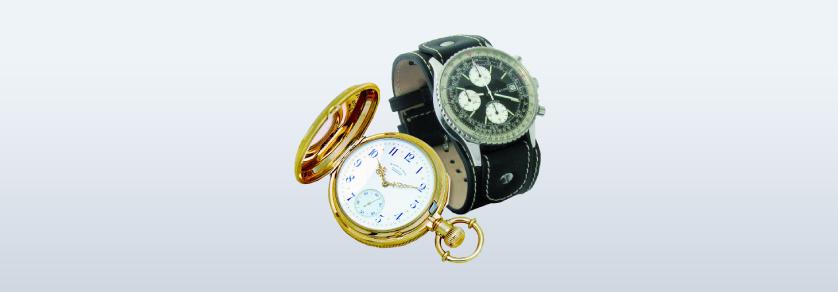 Horlogeglazen