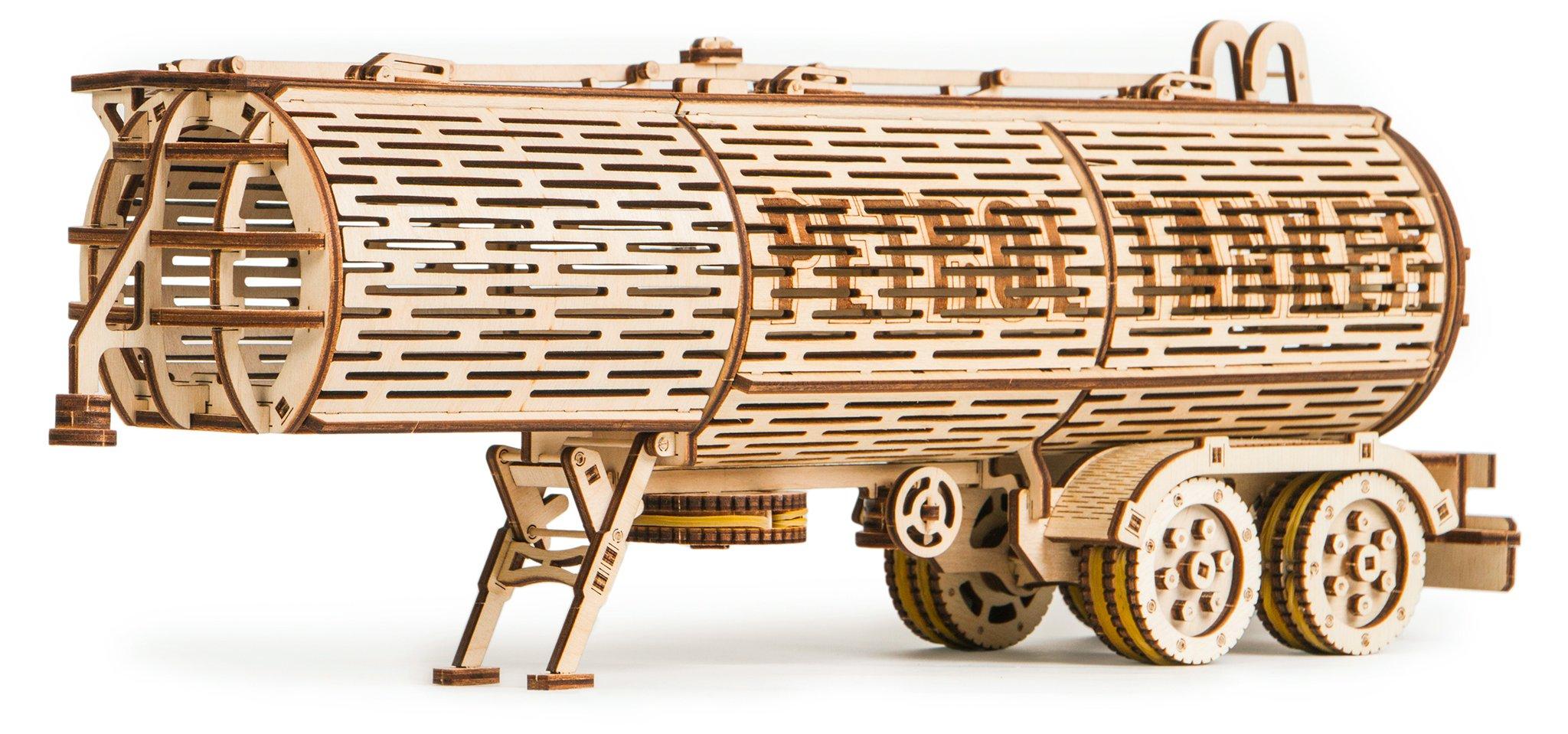 WOOD TRICK Tank Trailer (takoplegger), 200 onderdelen