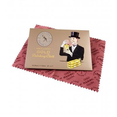 Polijstdoek voor goud 175 x 125 mm