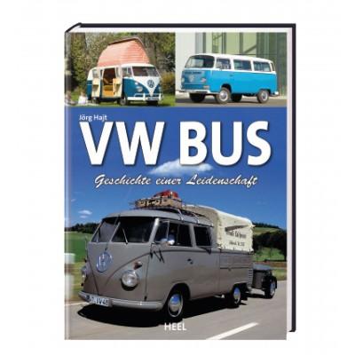 VW bus – De geschiedenis van een passie