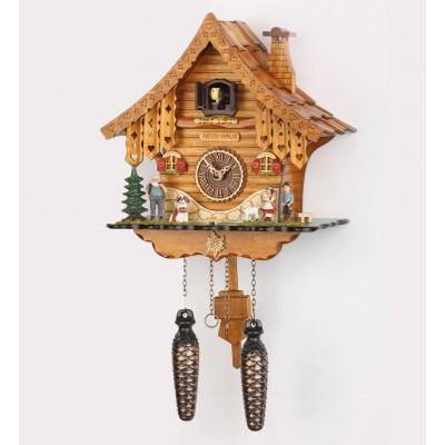 Heidi house cuckoo clock at hobbyklok - Cuckoo watches ...