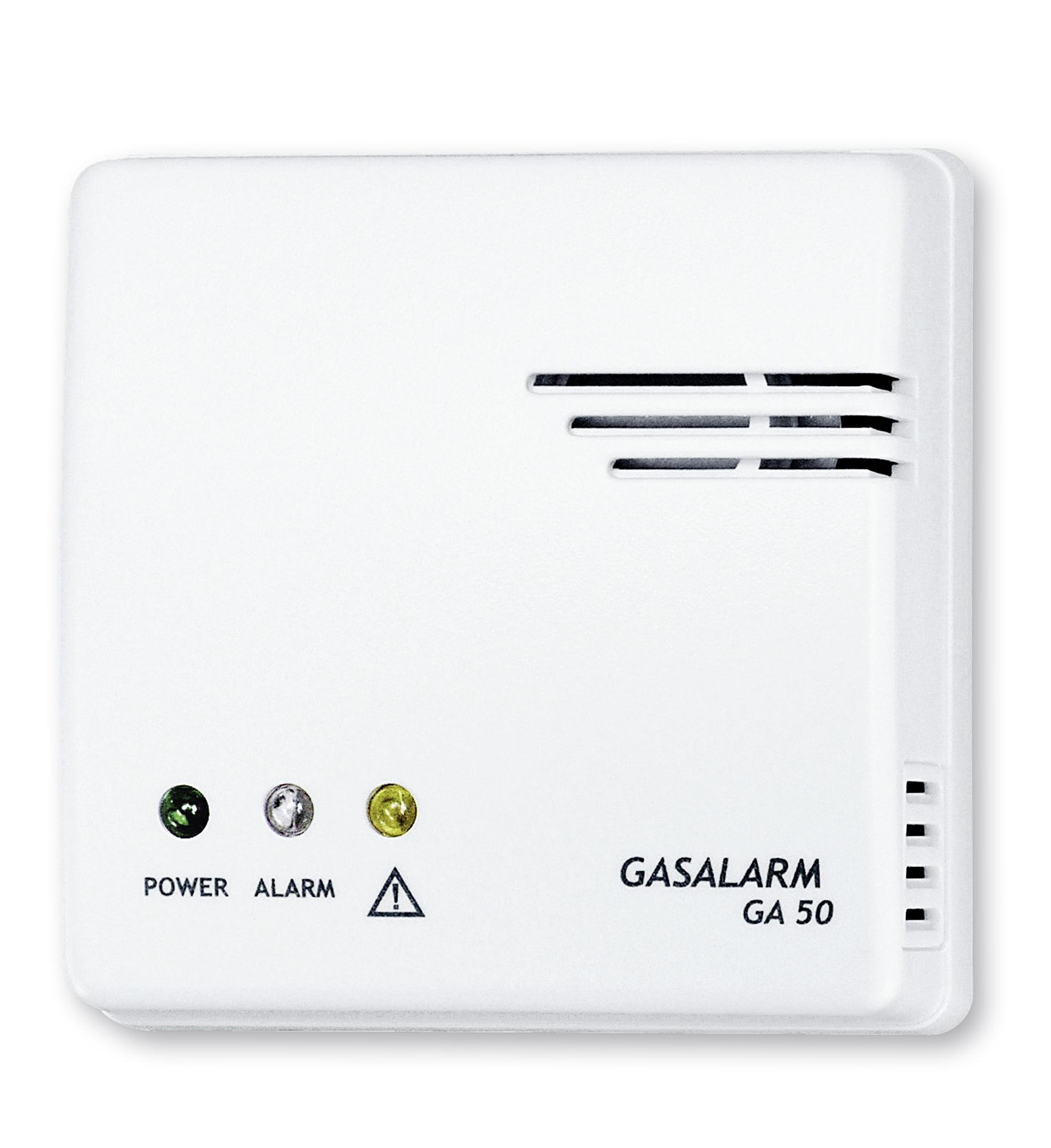 Gasalarmmelder 12 V