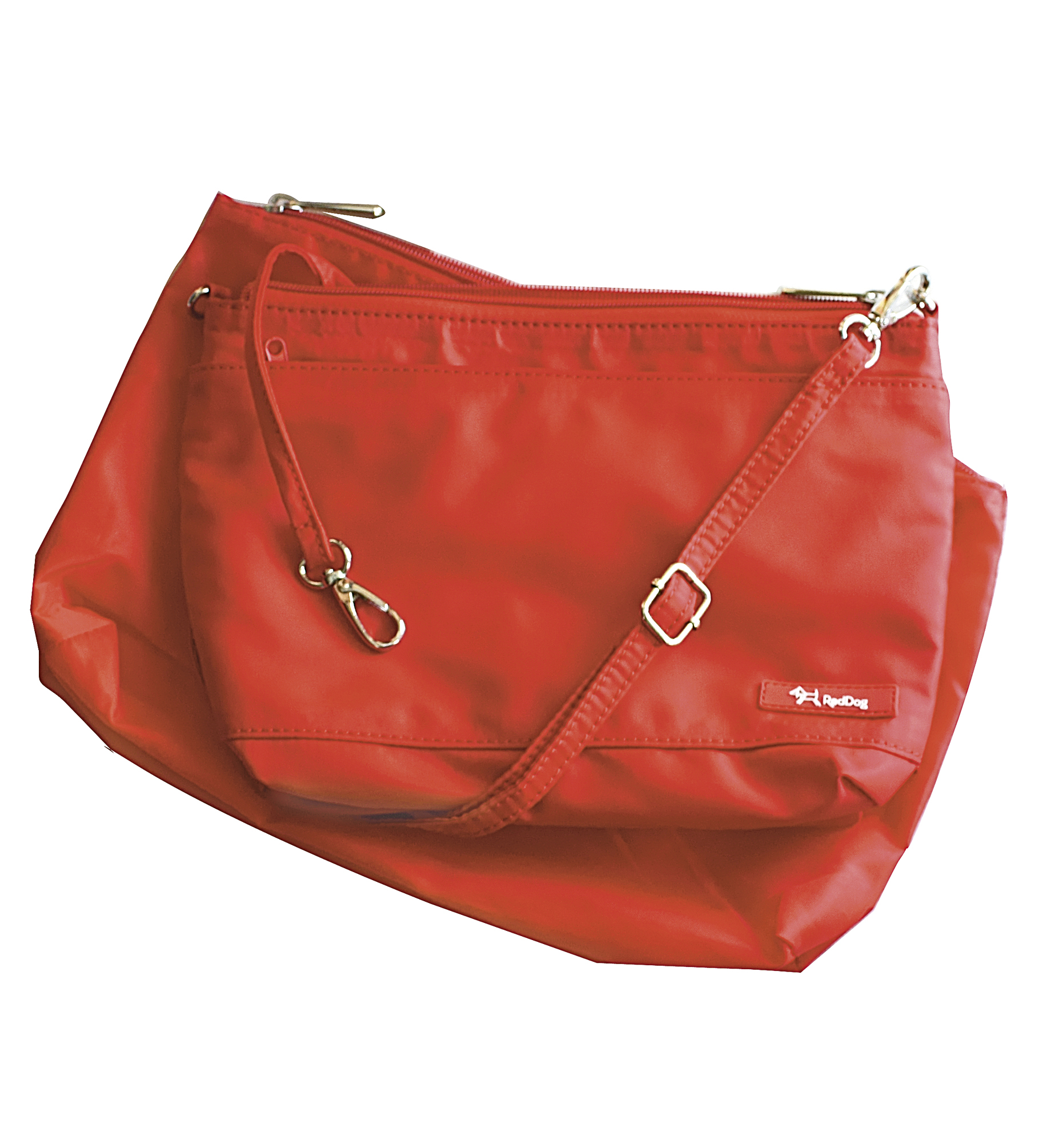 Voyager BagPod Rood