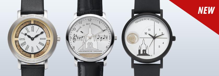 Dresdner Frauenkirche Horloges