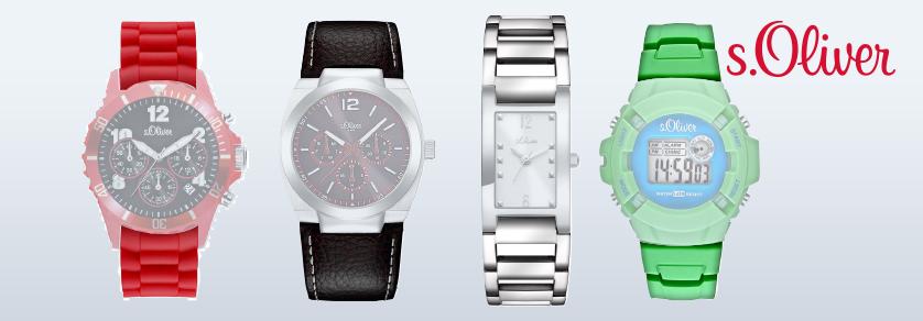 s.Oliver horlogebanden