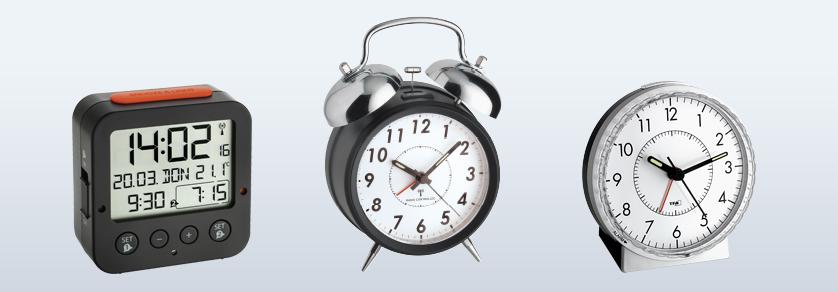 Wekkers, Timer, Miniatuurklokjes