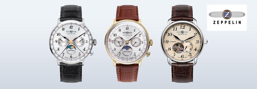 ZEPPELIN horloges