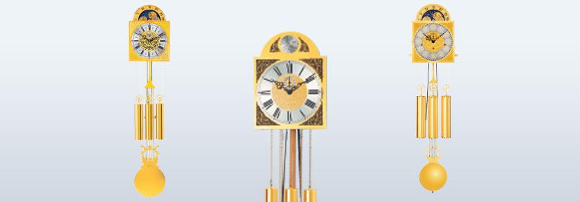 Uurwerken voor staande klokken