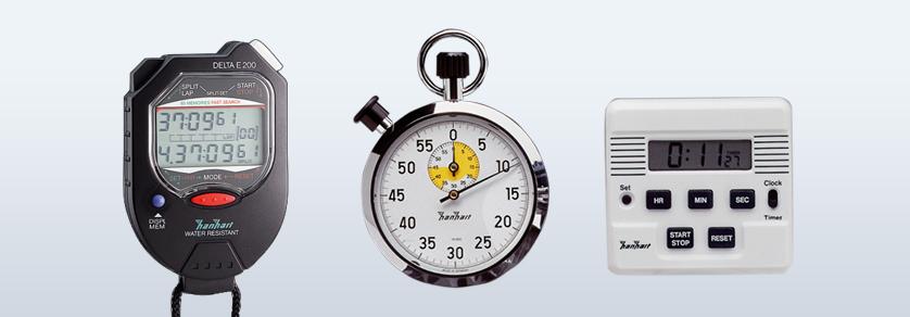 Hanhart Timer / Stopwatches