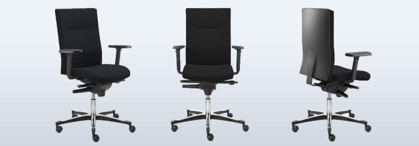 Chaise d'atelier SELVA